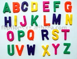 I think everyone can remember these as a kid growing up. These helped me learn new words and how to spell. My mother would give me a word and I would have to spell it out by sounding it out. When I was done spelling it how I thought it should have been, my mother would come check it and tell me if I was wrong or right. One word I can remember trying to spell and always having a hard time was know because I always thought it was spelt now.