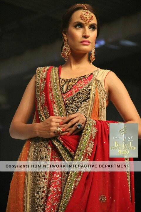 Stunning dress...bridal couture week 2013