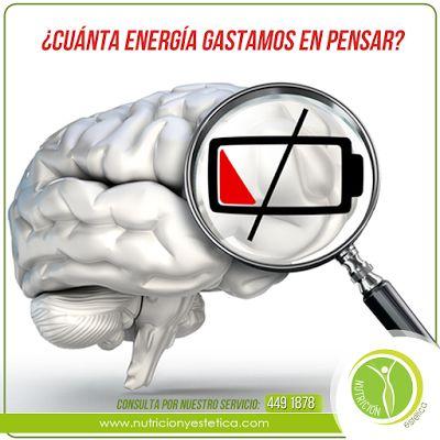 Nutricion Estetica: ¿Cuánta energía gastamos al pensar? Nutricionista ...