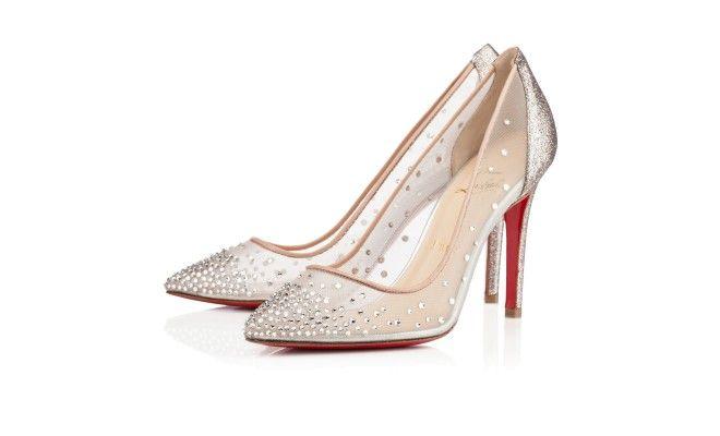 BODY STRASS 100 mm, GRENADINE, Strass, Women Shoes