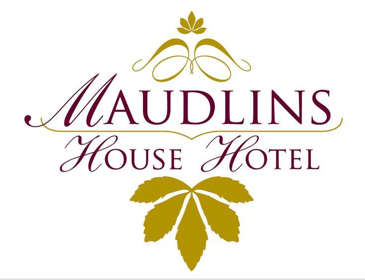 Maudlins House Hotel Logo for prestigious hotel in Kildare.