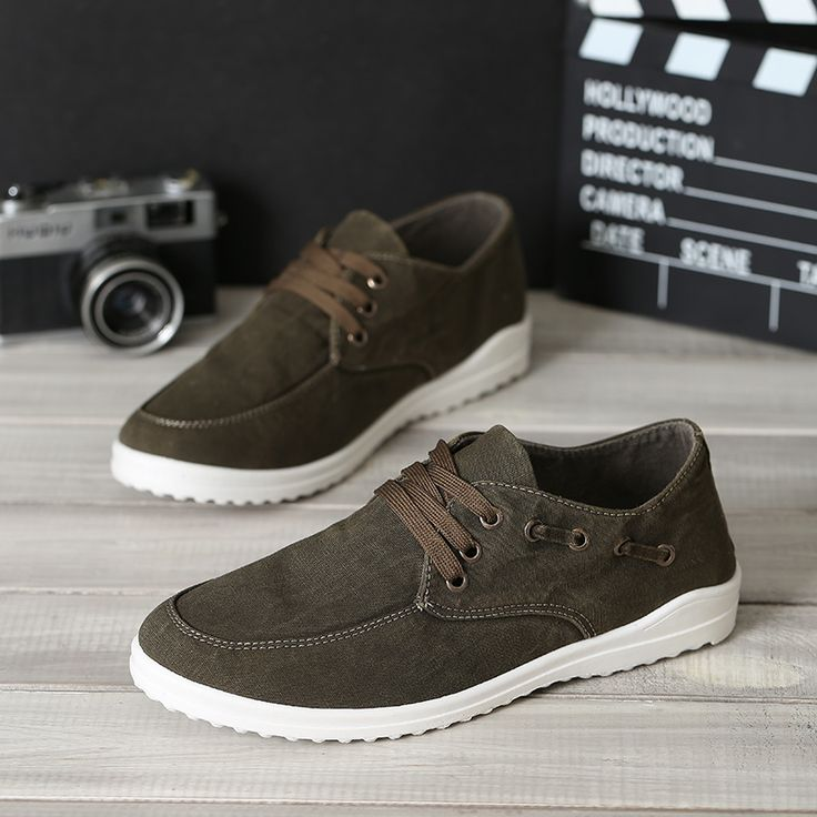 Stylish Lace Up Casual Canvas Shoes Autumn Landscape Sneaker For Men And Women  CITN2AYMJ