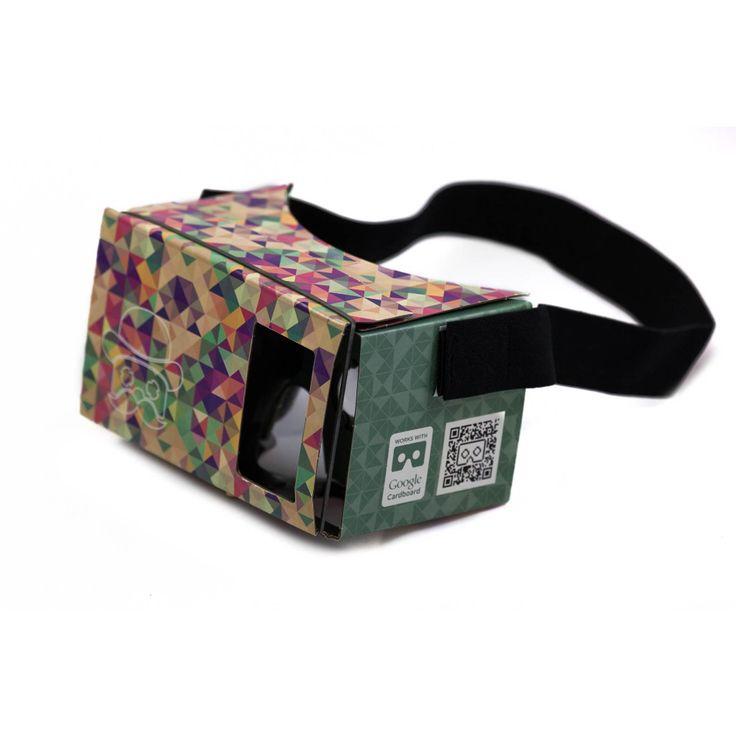 Lunettes réalité virtuelle - Cadeaux sur IdéeCadeau.fr