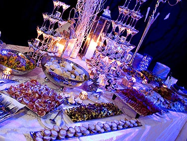 One Of The Most Innovative Caterers On Event Scene Bubble Food Is Known For