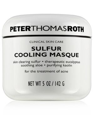 Peter Thomas Roth// Morgan Stewart's go to masque