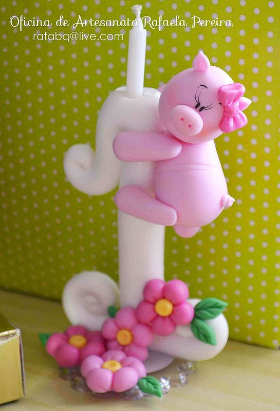 Fazendinha rosa fofa!   Flickr - Photo Sharing!