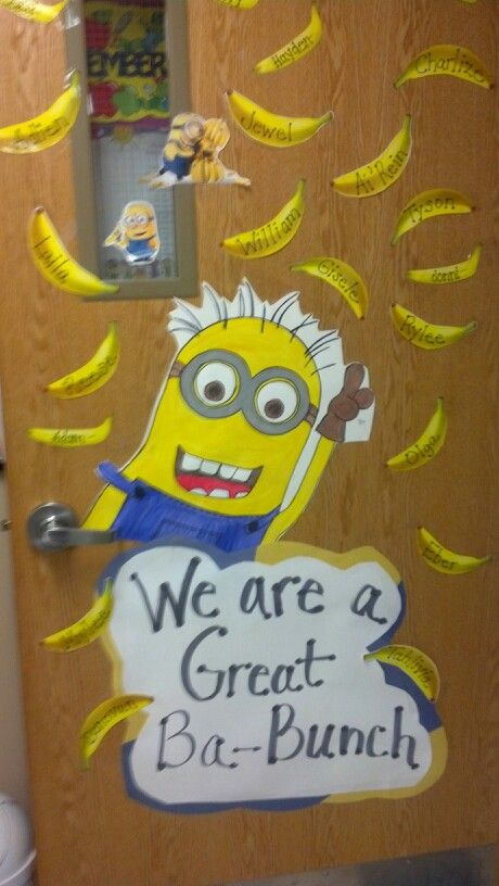 Minion Classroom Decoration Ideas ~ Best images about classroom minions theme on pinterest