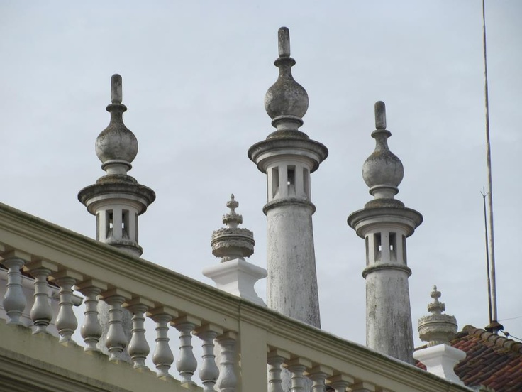 Chimneys, Beja - Alentejo - PORTUGAL