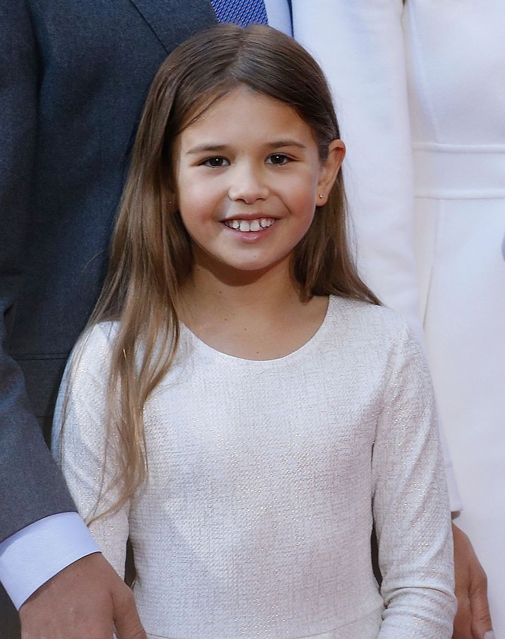 Donald Trump's granddaughter Kai, Donald Jr.'s daughter.  She and her cousin Arabella Kushner look like twins.