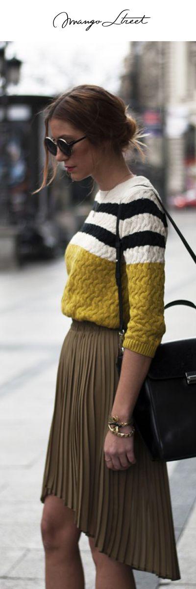 Love Love Love the Sweater!!!  #Winner - JANUARY Edition MANGO STREET