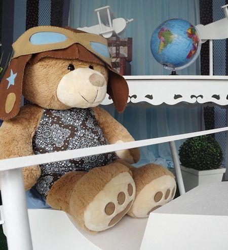 Festa Urso Aviador
