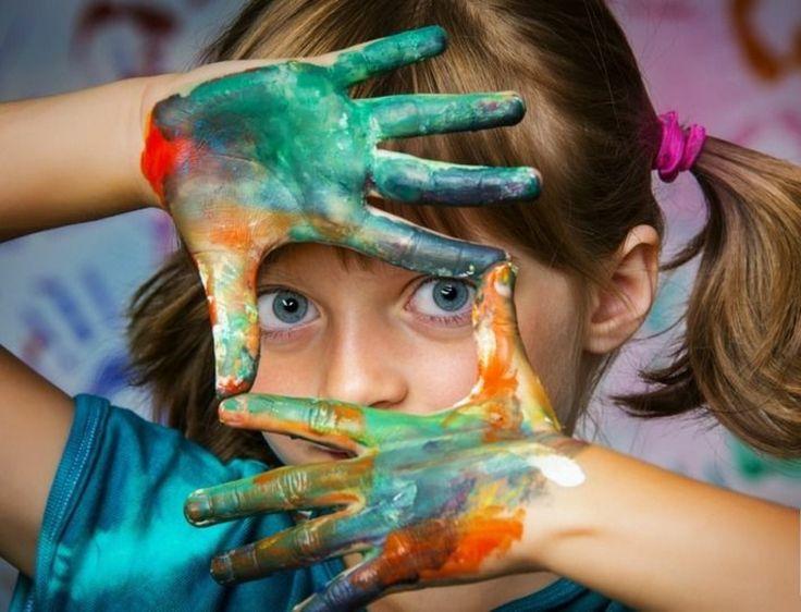 Loisirs créatifs enfants à pratiquer en plein air