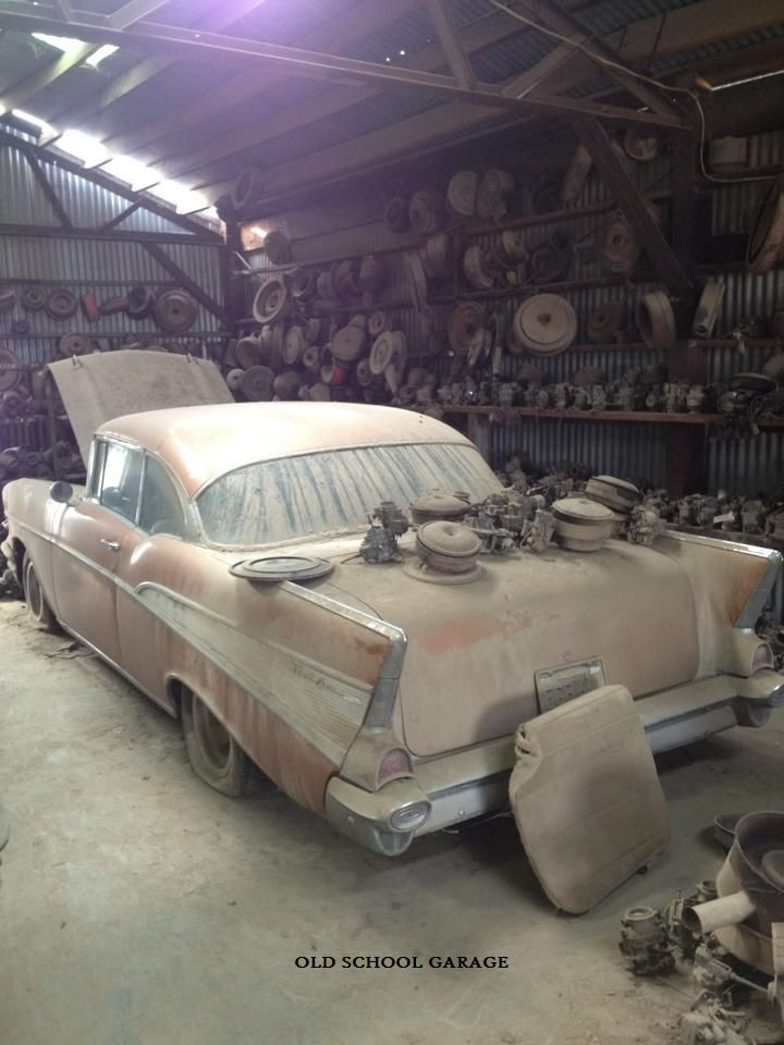 Cars in fields / bars / junkyards Post em Up - Page 1112 - Yellow ...