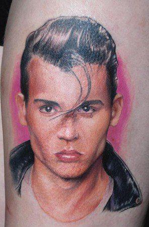 Tatuagens com Johnny Depp 07