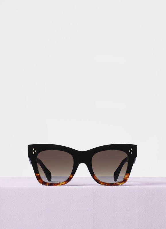 e57c906c46 Cat Eye sunglasses in acetate