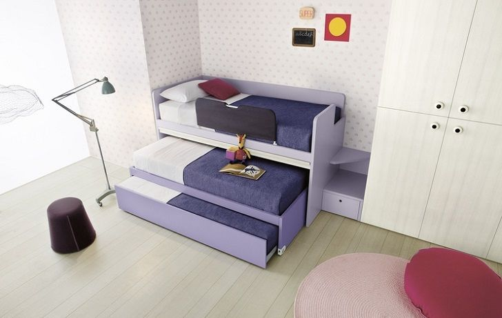 Habitaciones juveniles y muebles modulares infantiles - Muebles para cuartos de ninos ...