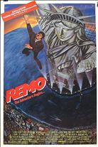 Remo Williams: The Adventure Begins (1985). [PG-13] 121 mins. Starring: Fred Ward, Joel Grey, Kate Mulgrew, Wilford Brimley, Reginald VelJohnson and Jon Polito