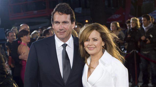 Julie Snyder et Pierre Karl Péladeau : un mariage et une controverse  (Ici Radio-Canada 04 novembre 2014)