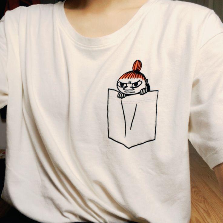 Moomin shirt #style #clothes
