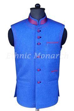 Classy Blue Jacket