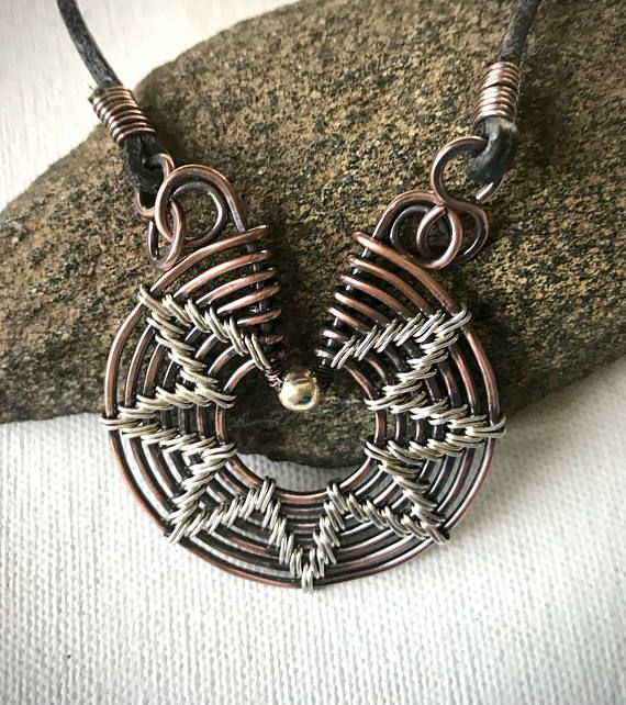 Make An Eye Catching Jewelry Stand From Plumber S Copper: Best 25+ Wire Wrap Ideas On Pinterest
