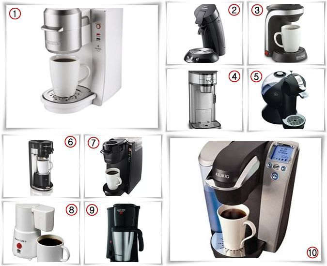 Cool Item Piles: Single Serve Coffee Machines http://coolpile.com/home-stuff-magazine/cool-item-piles-single-serve-coffee-machines/ via CoolPile.com