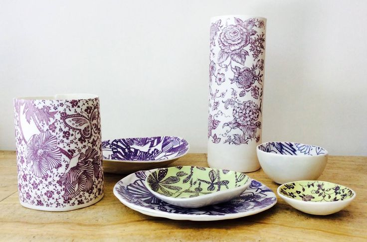 Samantha Robinson | Homewares in Bali | Porcelain diningware | Travelshopa