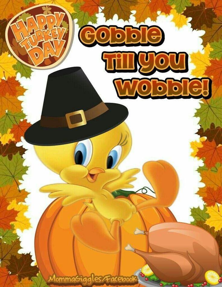 tweety bird thanksgiving
