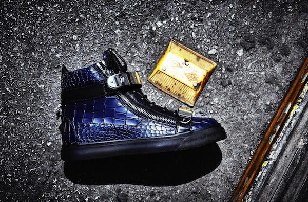 From hi to low / Giuseppe Zanotti / Luisa world