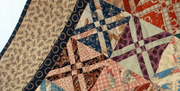 Choose Your Favorite Charm Squares For Your Own Beautiful Version! This stunning quilt is made from a super easy block that looks as though you spent a lot of time on difficult piecing. The block is a breeze to make, thanks to excellent instructions from Anita Grossman Solomon. Karen Martin made this gorgeous quilt and …
