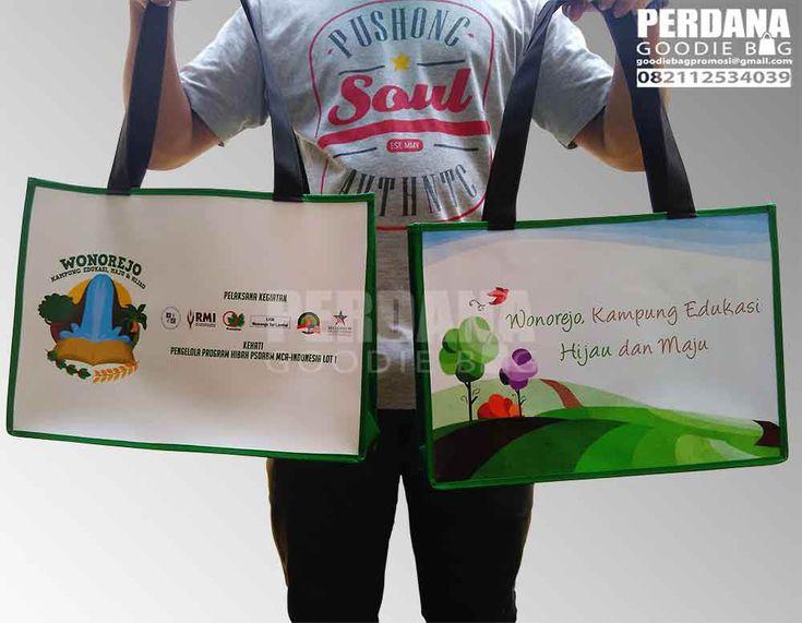 Tas Promosi Untuk Berbagai Event      Tas promosi  bisa menjadi pilihan yang tepat untuk anda mempromosikan usaha atau acara yang akan anda...