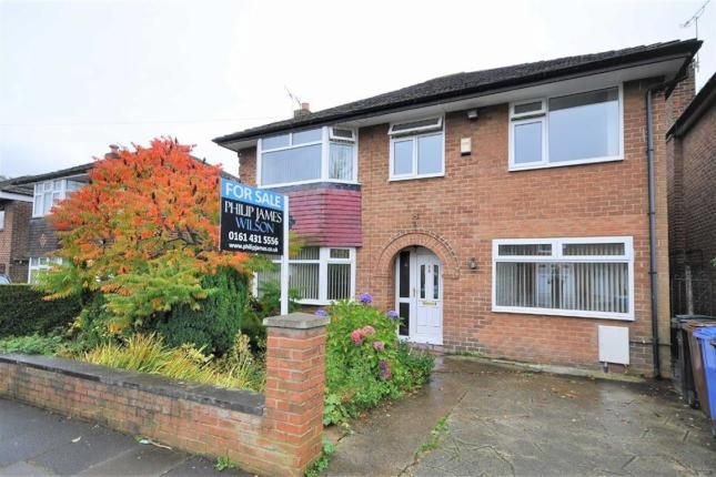 5 Bed Detached House For Sale, Glenfield Road, Heaton Chapel, Stockport, Greater Manchester SK4, with price £379,950. #Detached #House #Sale #Glenfield #Road #Heaton #Chapel #Stockport #Greater #Manchester