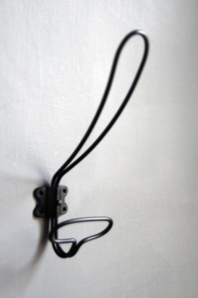 Vintage Style Metal Coat Hook: Remodelista