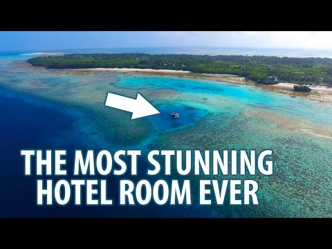 Tanzanias Underwater Hotel Belongs On Your Bucket List