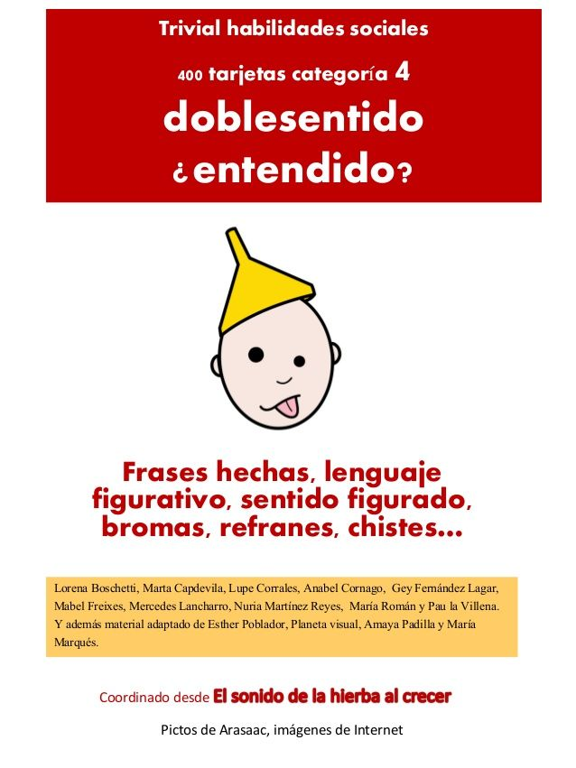 Trivial doble sentido. http://elsonidodelahierbaelcrecer.blogspot.com.es/2013/11/trivial-tarjetas-categoria-dobelentido.html