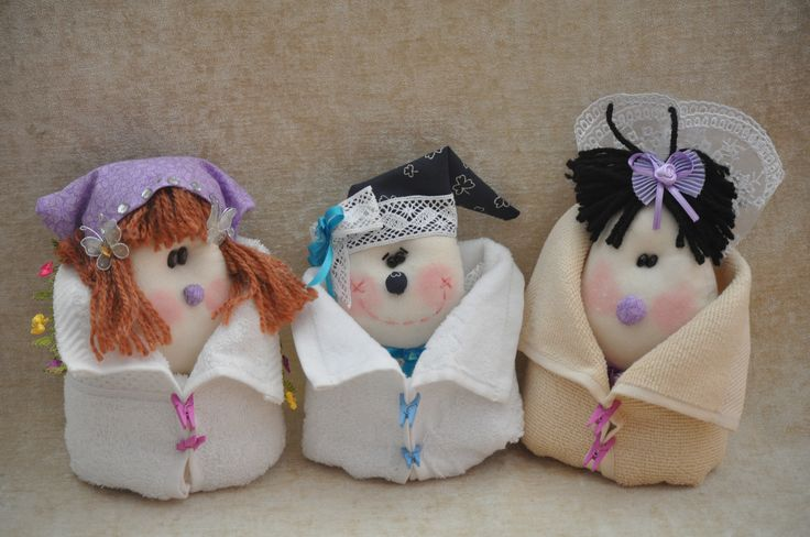 küçük havlu - handmade