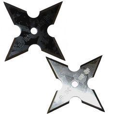 Mourning Star Ninja Shuriken Set For Sale | AllNinjaGear.com: Largest Selection of Ninja Weapons | Throwing Stars | Nunchucks
