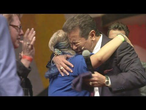 Guillermo Maldonado 3 on It's Supernatural with Sid Roth - Glory of God - YouTube