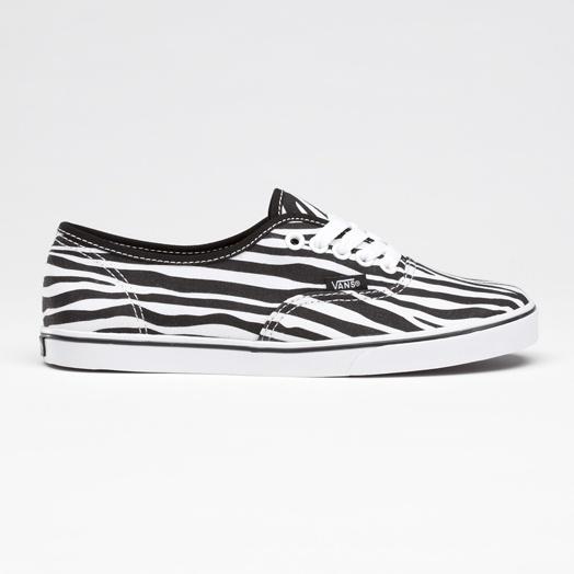 zebra vans