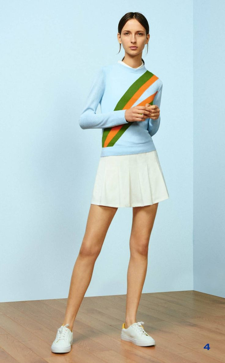 Tory Burch Shows Second Tory Sport Collection