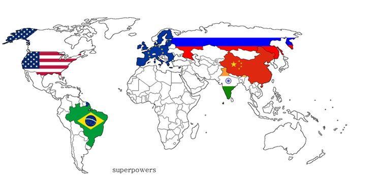 Which country is the next superpower?