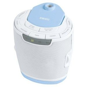 best white noise machine ever! Homedics Sound Spa Lullaby Relaxation Machine