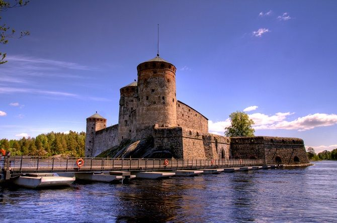10 Places in Finland That Look Like They've Been Taken Out Of Fairy Tales