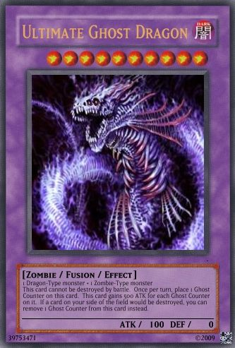 ... Zombie - Realistic Cards - Single Cards - Yugioh Card Maker Forum