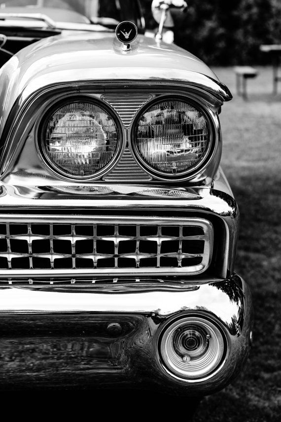 Art, Photography, fine art Photography, Black and white, wall art, home décor, car photography, vintage, truck, auto, gift, print, cars
