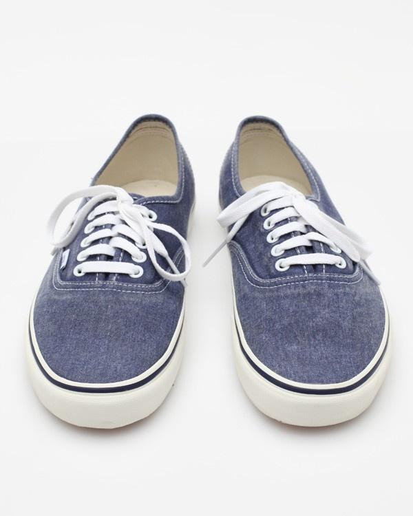 Vans Authentic In Medieval Blue: Calciamentis Volunteers, Vans Shoes Men, Men Style, Vans Shoes For Men, Medieval Blue, Vans Jeans, Men'S Style, Vans Men Shoes, Vans Authentic