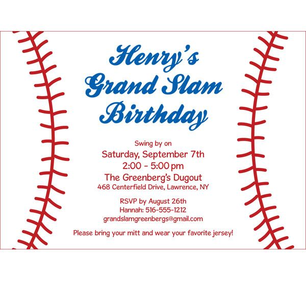 The 25+ best Baseball party invitations ideas on Pinterest - baseball resume