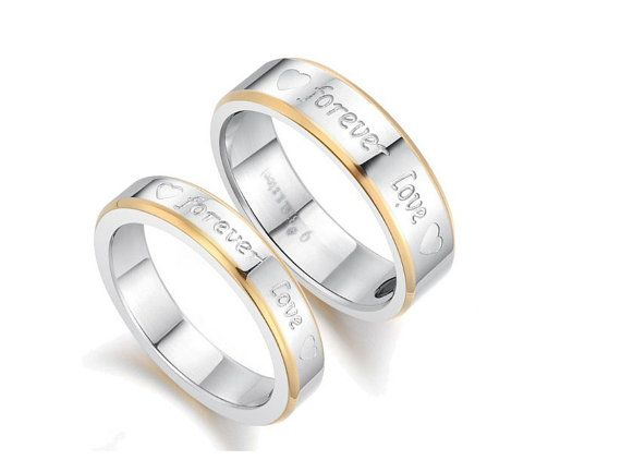 valentine couple ring