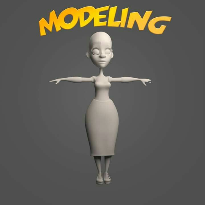 Modeling in 3ds max