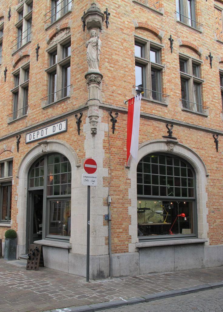 Depot D'O - Bruges - Belgium
